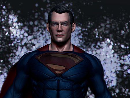 Superman (Man Of Steel