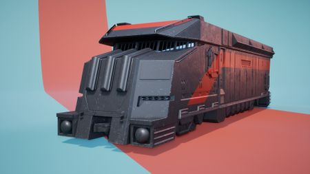 Armored Train (Just Cause 4)