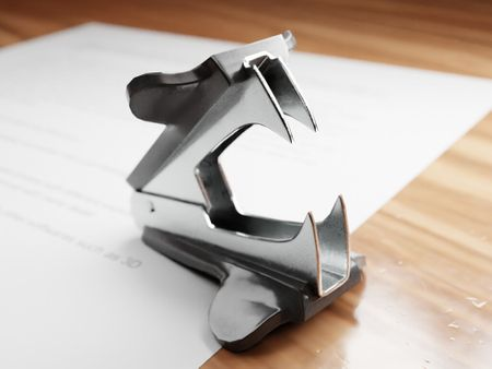 Staple Remover Game Prop