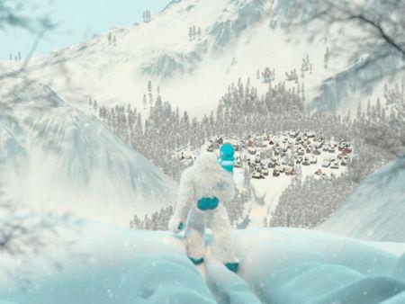 THE SNOWFUR