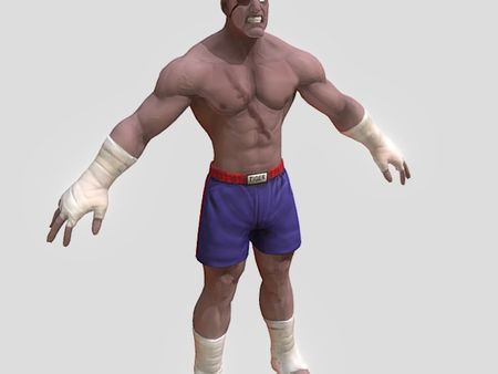 sagat from street fighter