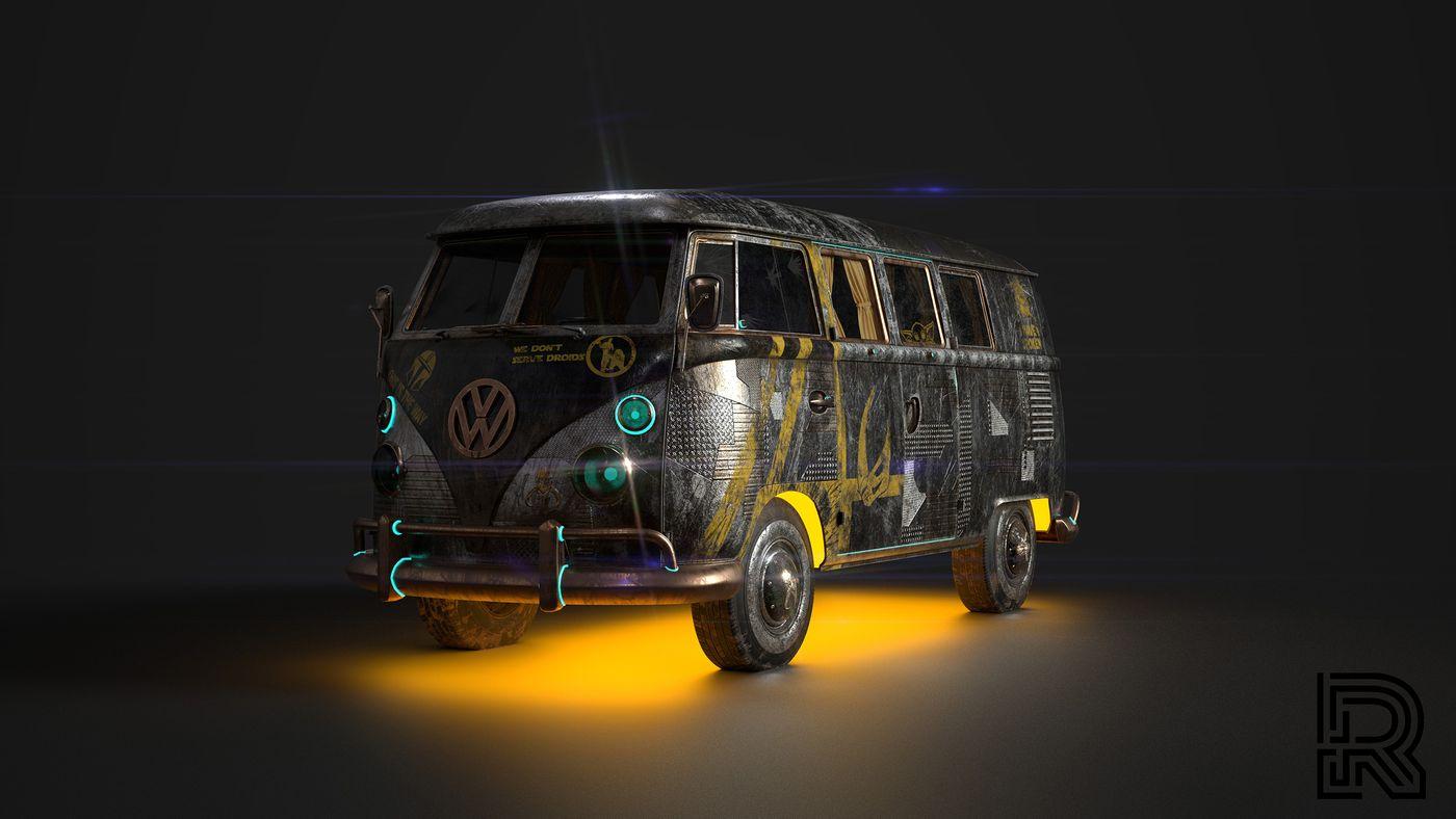 Mando's Van