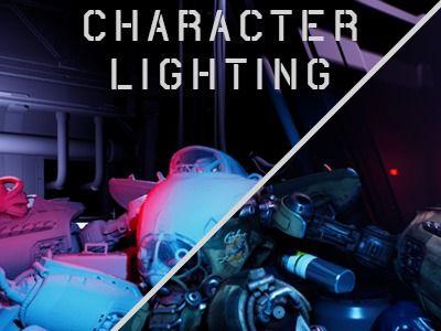 Character Lighting - Crunch