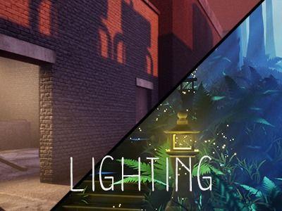 Lighting artist portfolio entry