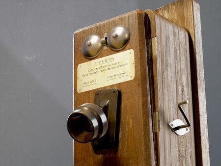 1900 Crank Telephone