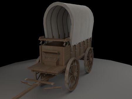 Oregon Wagon