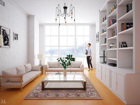 Nordic interior style