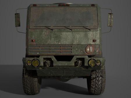 M1078 LMTV - Military Truck