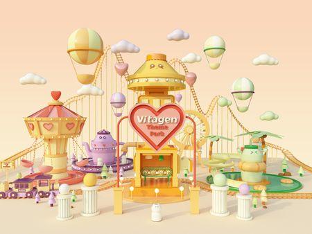 Vitagen Theme Park