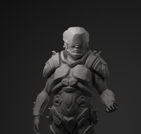 HS Warrior Concept