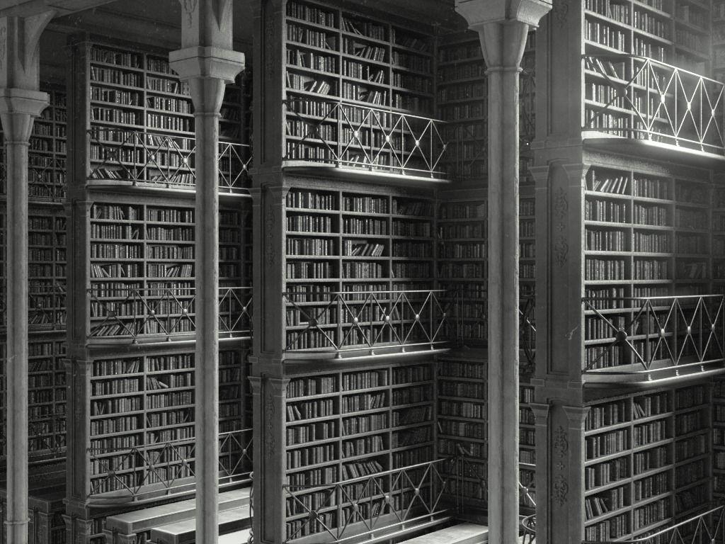 The Cincinnati Old Main Library
