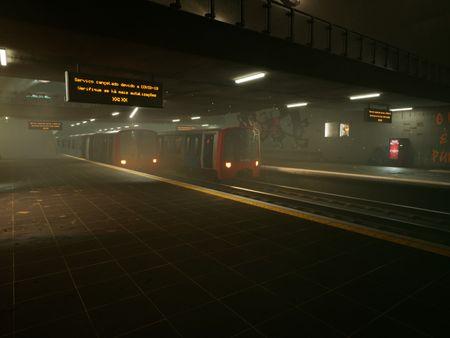 Abandoned Lisbon Underground