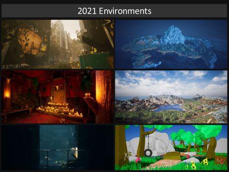 Joel Macnab's Environment Exploration