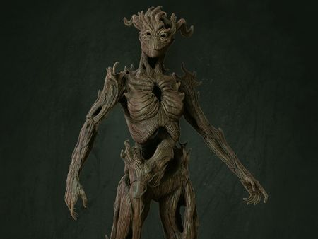 Corrupted Dryad