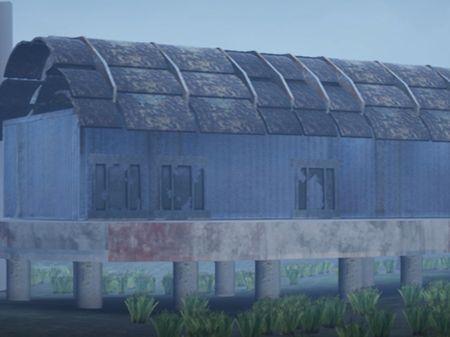 Jurassic Park Inspired Environment