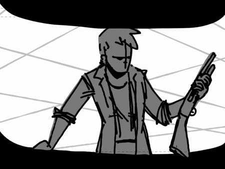 Wrong Number Storyboards