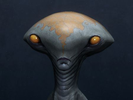 Alien - Inspired by Jordu Schell