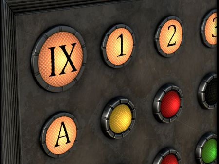Indicator panel №9