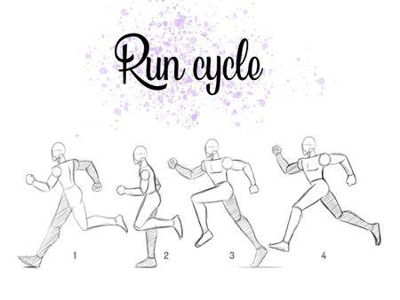 Run cicle