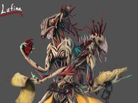 Concept Art ( Lufina )
