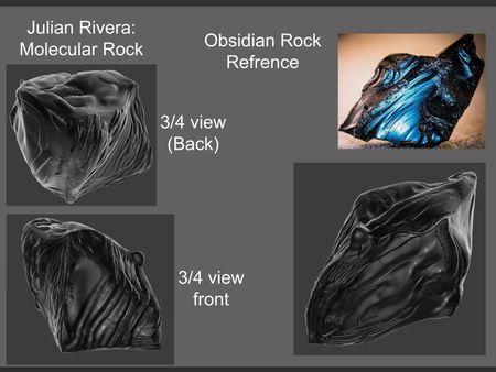 Molecular Rock