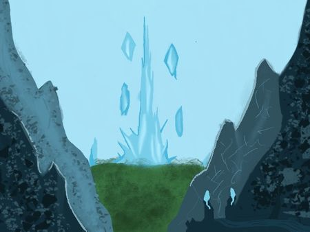 Tomb of the crystal sages