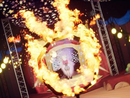 Circus Video game level