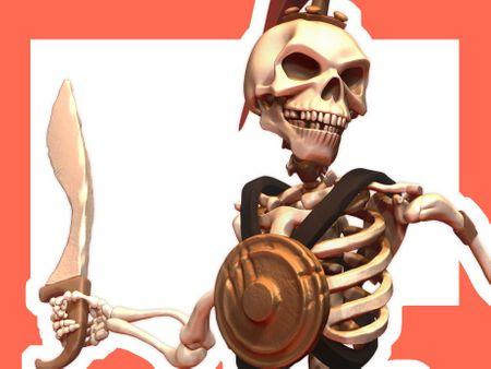 Iberian Skeleton