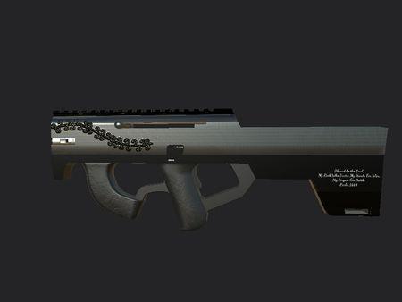 Uni Lab 1 Gun Model