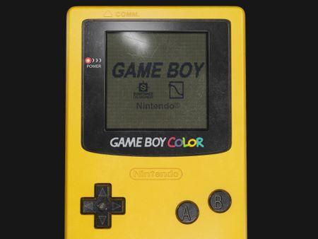 Procedural GameBoy Color
