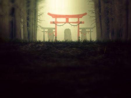 Japanese Shrine