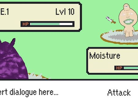 A pokemon battle scripts