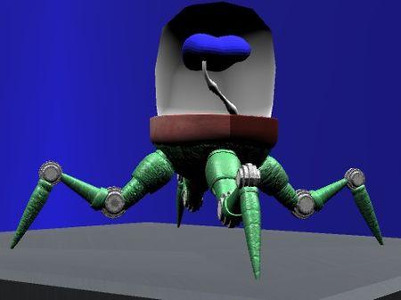 Brain Robot