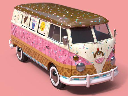 Ice Cream Kombi