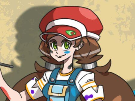Fun Painter Character Design