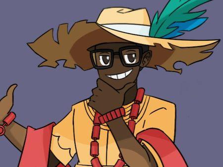 Character Design: Fantasy Yoruba Attire