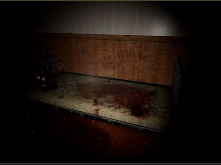 The Manor- torture room