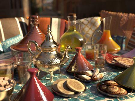 Marocan Breakfast