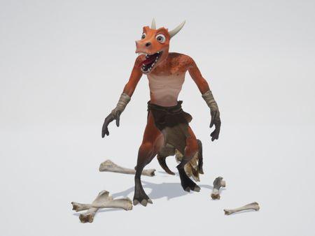 Kobold Character