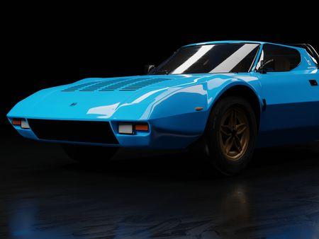 1973 Lancia Stratos