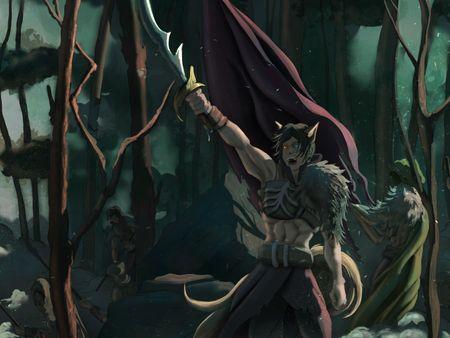 Demon hunter brotherhood
