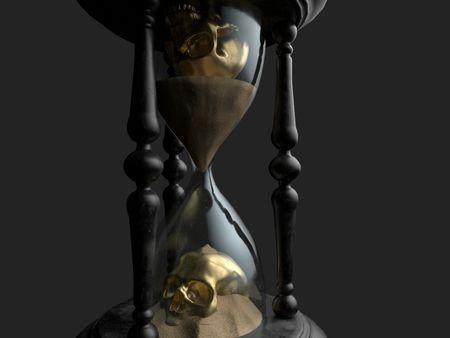 Reaper's Hourglass
