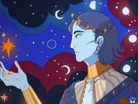 Le Dieu de la Lune_Les Royaumes