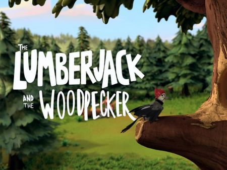 The Lumberjack and the Woodpecker