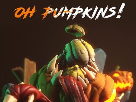 Oh Pumpkins!