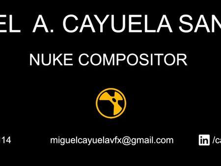Nuke Compositing Reel  -  October 2021