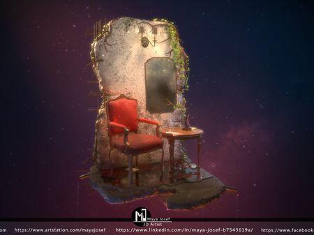 Diorama-Game Ready