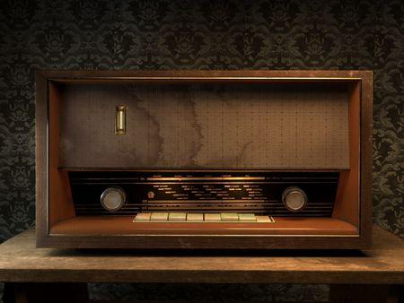 Vintage Star Radio