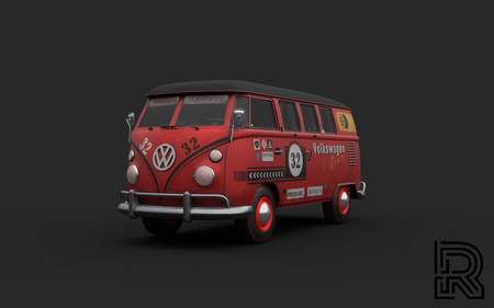 Old School Racer Kombi