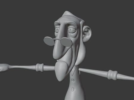 Dr. Jeckyll Sculpt